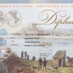 Carlos 2. misto World dog show